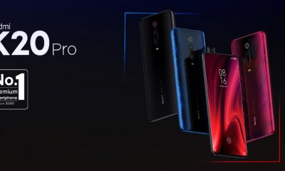 K20 Pro features